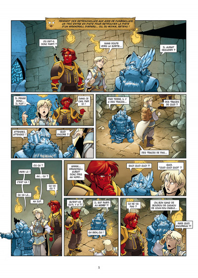 Page 3 Reflets d'acide tome 7