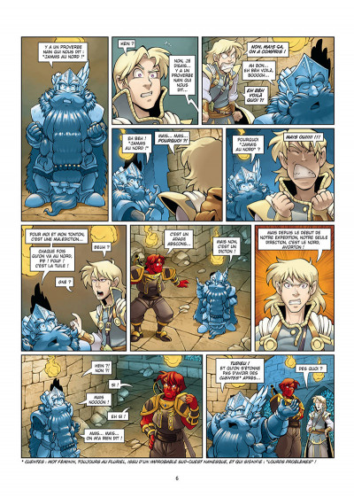 Page 4 Reflets d'acide tome 7