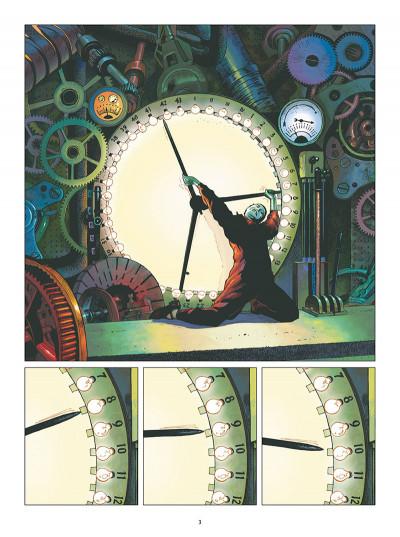 Page 1 L'homme de l'année tome 12