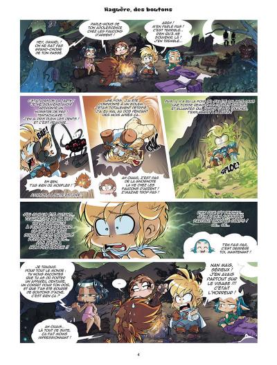 Page 2 Les légendaires - parodia tome 2