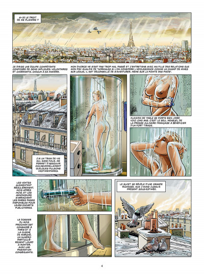 Page 2 Crimes gourmands - Un cadavre en toque