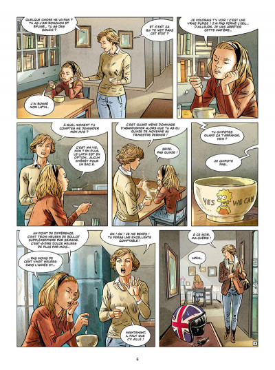 Page 4 Crimes gourmands - Un cadavre en toque