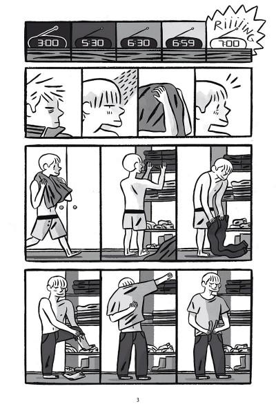 Page 1 La fabrique des corps