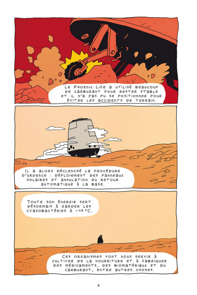 Page 2 Mars horizon