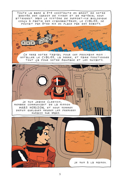 Page 3 Mars horizon
