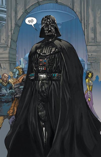 Star Wars Dark Vador Tome 4 Bdfuguecom