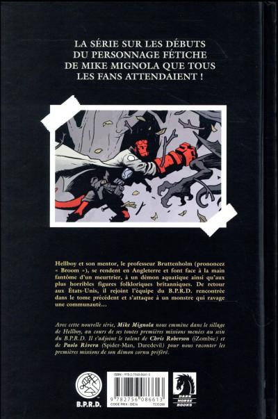 Dos Hellboy & B.P.R.D. tome 2