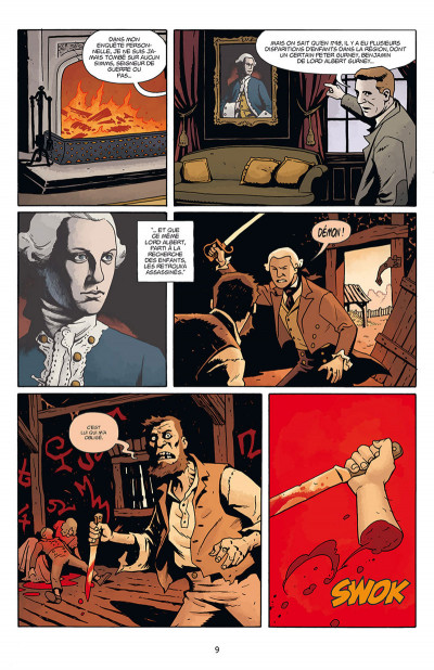 Page 3 Hellboy & B.P.R.D. tome 2