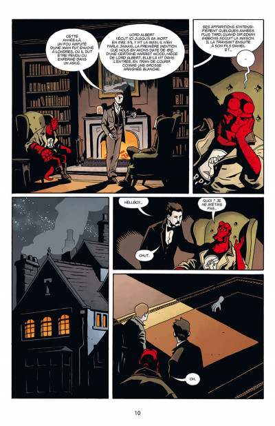 Page 4 Hellboy & B.P.R.D. tome 2