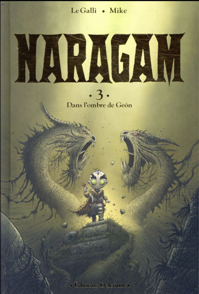 Couverture Naragam tome 3