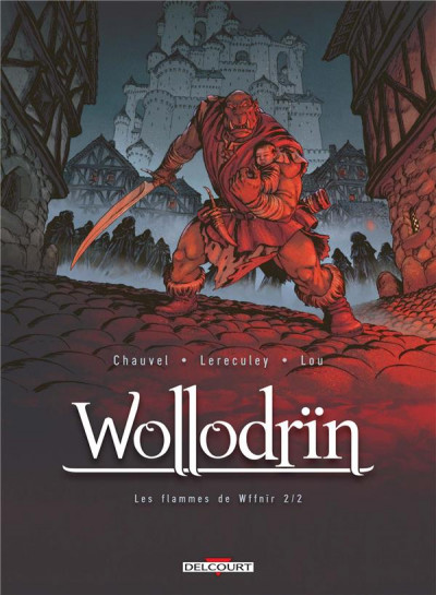 Couverture Wollodrin tome 8