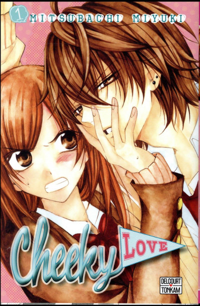 Couverture Cheeky love tome 1