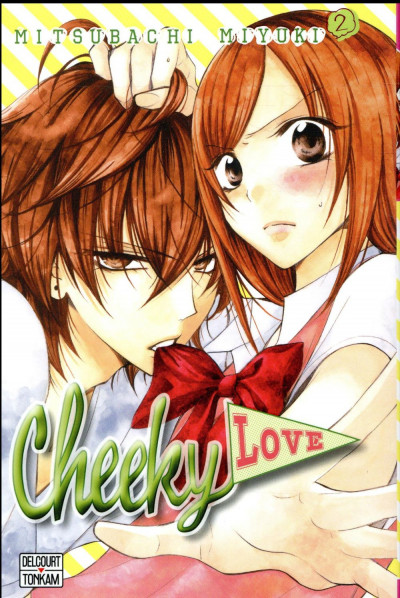 Couverture Cheeky love tome 2