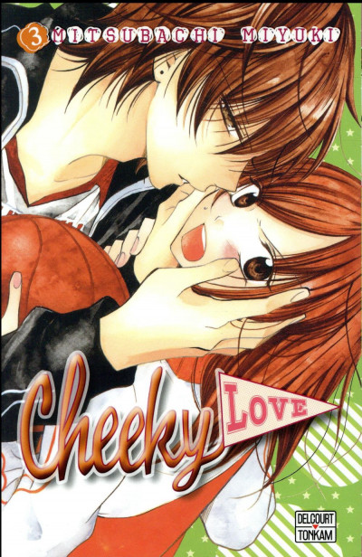 Couverture Cheeky love tome 3