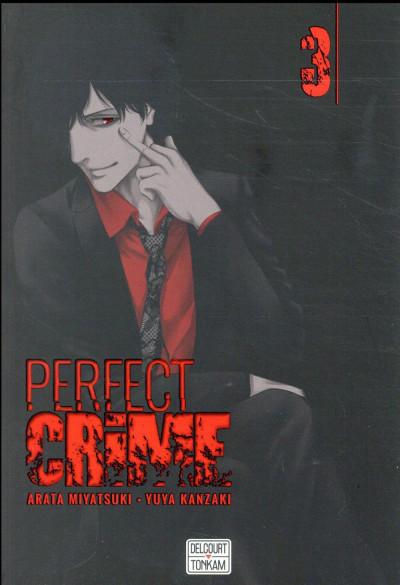 Couverture Perfect crime tome 3