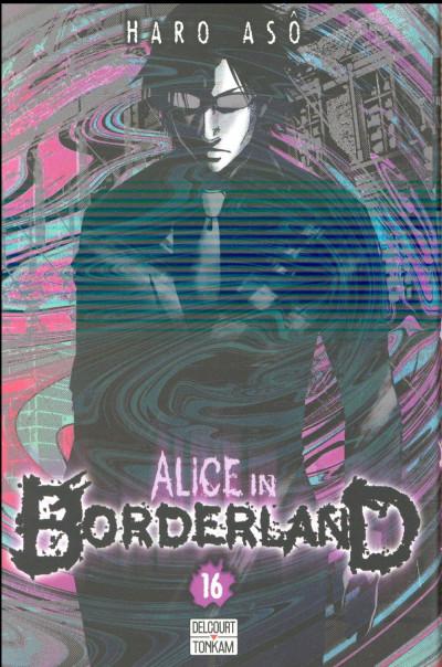 Couverture Alice in borderland tome 16