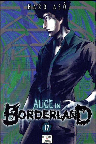 Couverture Alice in borderland tome 17