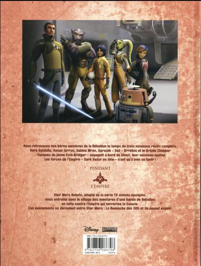 Dos Star Wars - Rebels tome 5