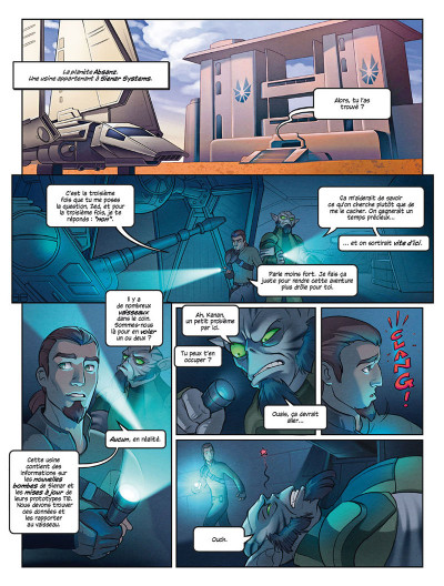 Page 1 Star Wars - Rebels tome 5
