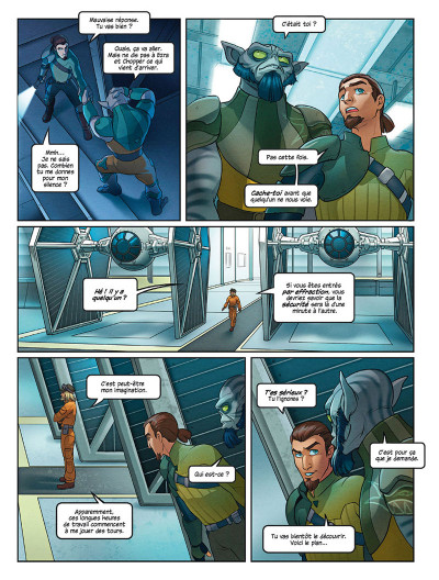 Page 2 Star Wars - Rebels tome 5