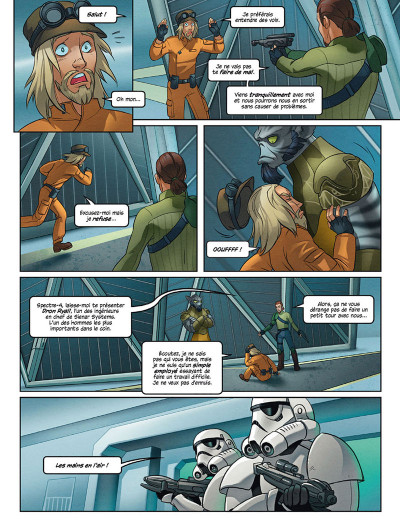 Page 3 Star Wars - Rebels tome 5