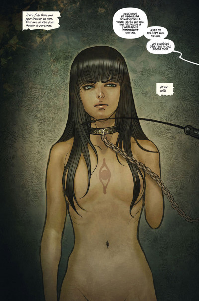 Page 1 Monstress tome 1