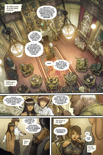 Page 3 Monstress tome 1