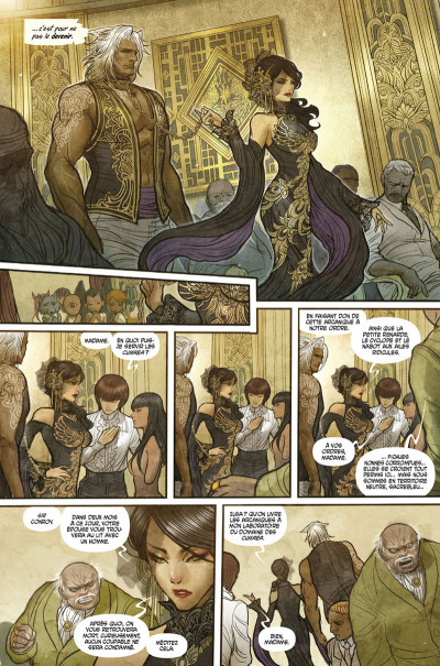 Page 4 Monstress tome 1