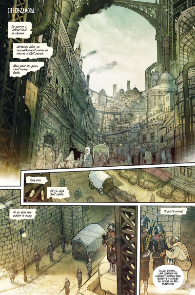 Page 5 Monstress tome 1