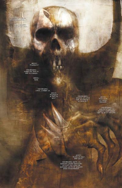 Page 0 Hellspawn - intégrale
