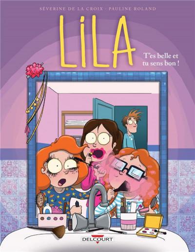 Couverture Lila tome 2