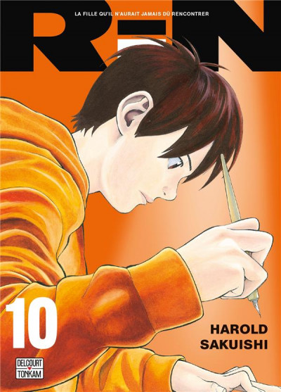 Couverture Rin tome 10