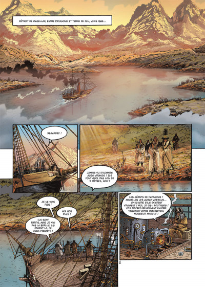 Page 1 Hauteville house tome 15