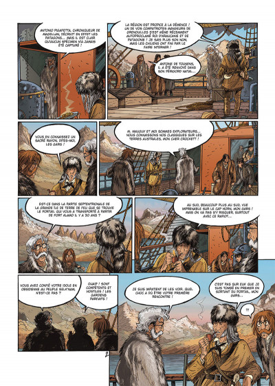 Page 2 Hauteville house tome 15