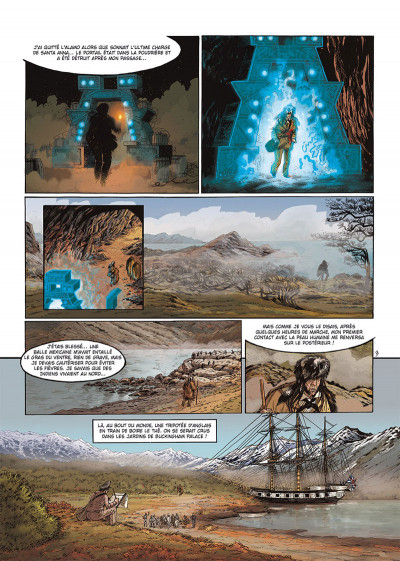 Page 3 Hauteville house tome 15