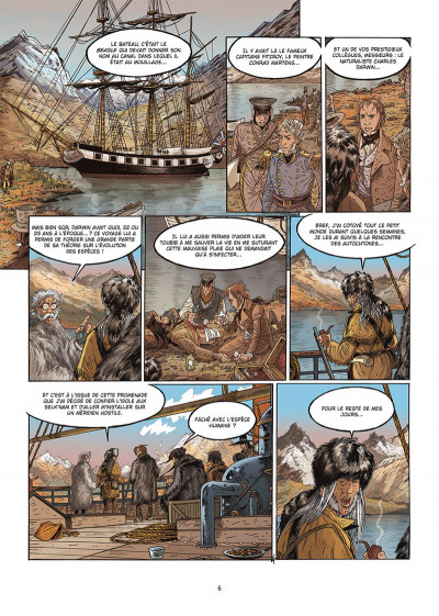 Page 4 Hauteville house tome 15