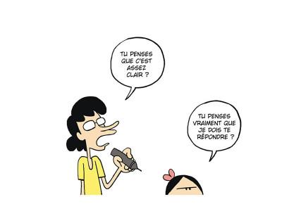 Page 4 Le monde à Malec. Paris - Tokyo - Internet