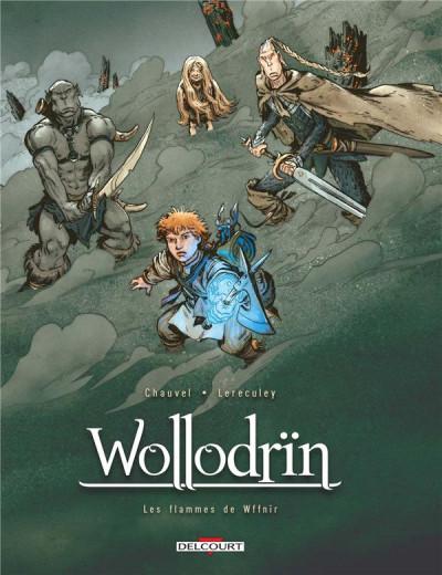 Couverture Wollodrin - étui tomes 7 et 8