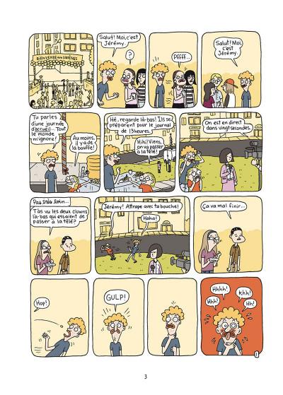 Page 1 Les autres