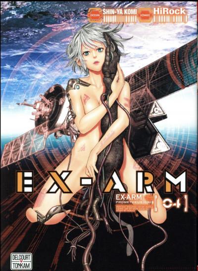 Couverture Ex-arm tome 4
