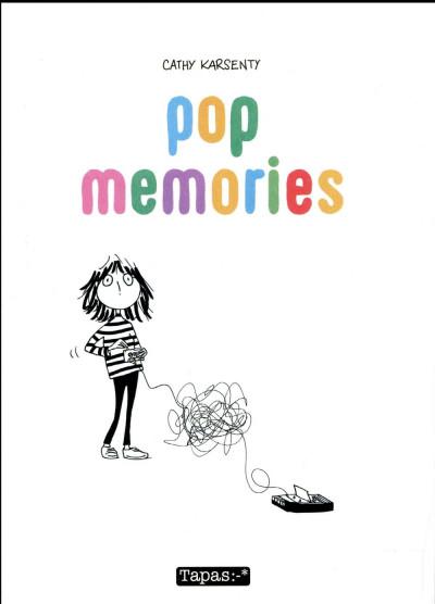 Couverture Pop memories