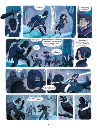 Page 2 Peau de mille bêtes