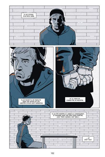 Page 1 Homicide - une année dans les rues de Baltimore tome 3