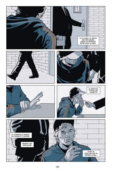 Page 2 Homicide - une année dans les rues de Baltimore tome 3