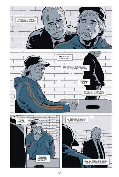 Page 3 Homicide - une année dans les rues de Baltimore tome 3