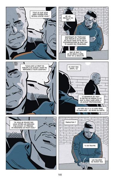 Page 4 Homicide - une année dans les rues de Baltimore tome 3