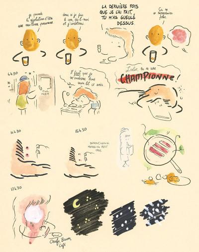 Page 3 Toutes mes nuits sans dormir