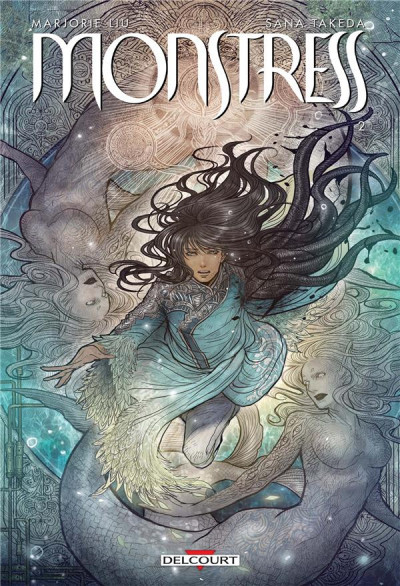 Couverture Monstress tome 2
