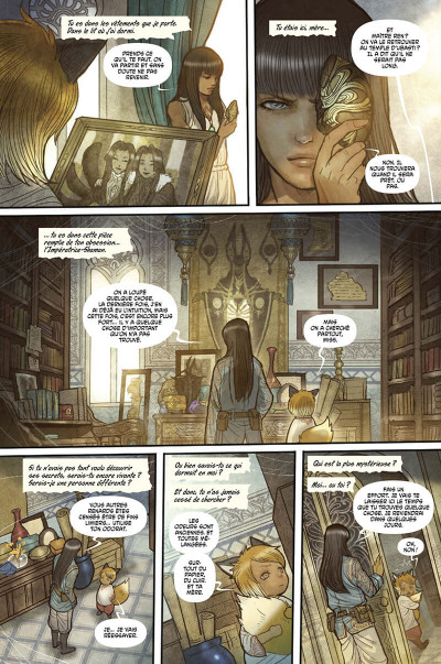 Page 0 Monstress tome 2