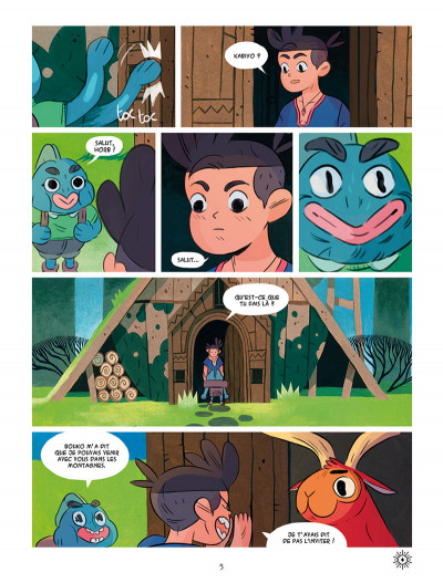 Page 2 Ultralazer tome 1